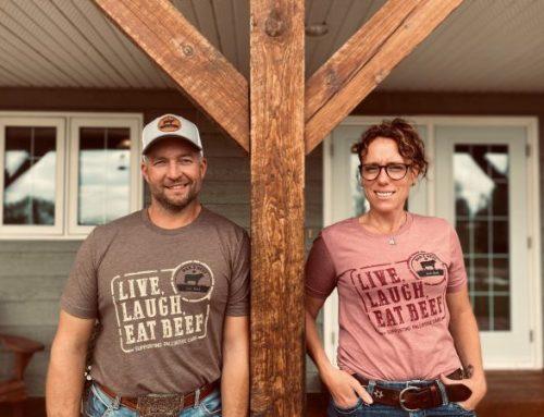 T-Shirt fundraiser raises $1,050 for Arborg Palliative Care!