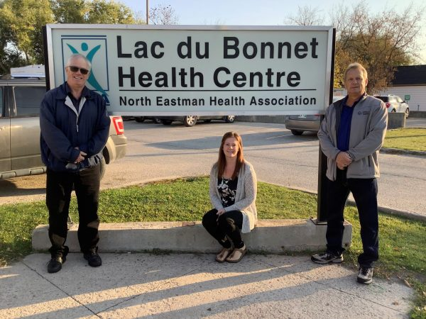 Local Foundation's Work Together to Enhance Care at Lac du Bonnet Health Centre!